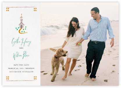 Mr. Juniper (Photo Save the Date) | null