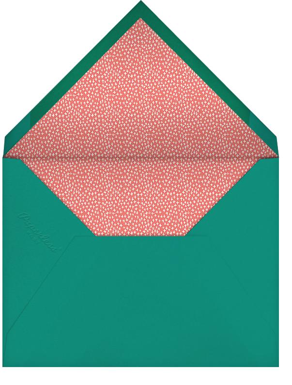 Miss Maizy Meanes (Stationery) - Mr. Boddington's Studio - Personalized stationery - envelope back