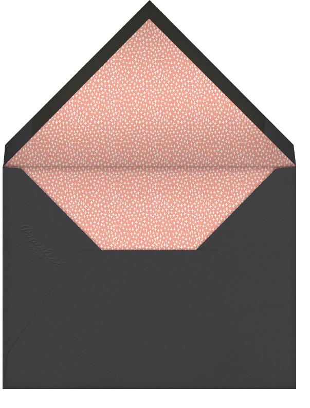 Miss Mimi Margeaux II (Photo Save the Date) - Slate - Mr. Boddington's Studio - Envelope