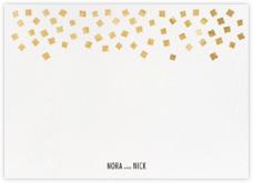 Fette (Stationery) - White/Gold