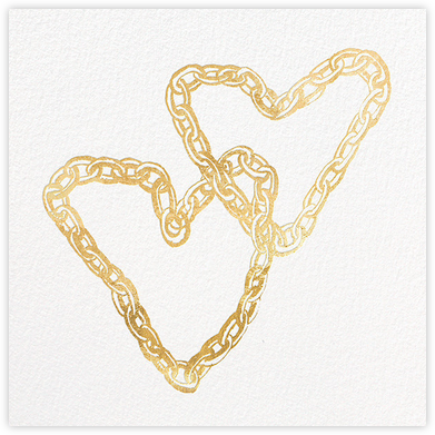 Chain Reaction - Kelly Wearstler - Valentine's day cards