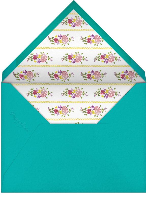 Petits Fours Secs - Paperless Post - Bridal shower - envelope back