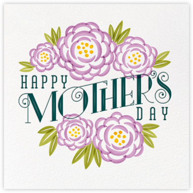 Perennial Love - Paperless Post - Mother's Day Cards