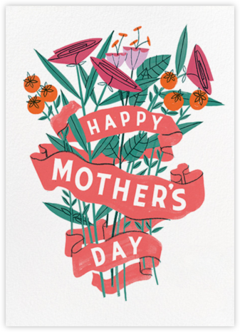 Ring Around the Rosies - Paperless Post - Mother's day cards