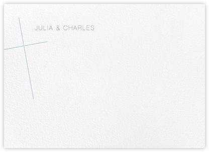 Faithful (Stationery) - Glacier - Paperless Post -