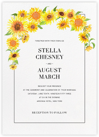Heirloom (Invitation) - Paperless Post - Wedding invitations