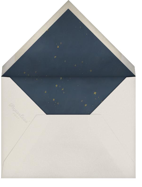 Méliès (Stationery) - Paperless Post - Personalized stationery - envelope back