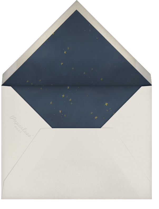 Méliès (Save the Date) - Paperless Post - Save the date - envelope back