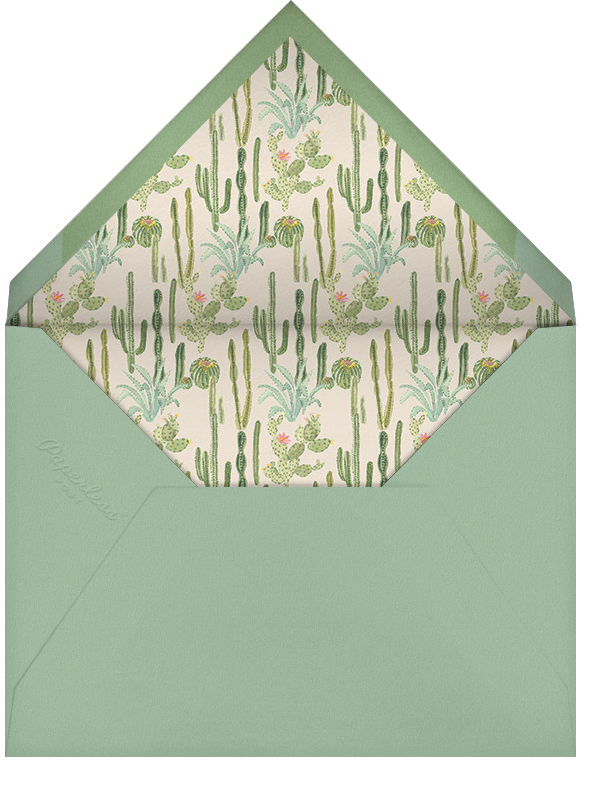 Sonora (Invitation) - Paperless Post - All - envelope back
