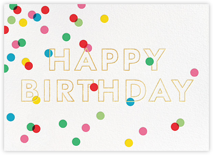Birthday Baronial - kate spade new york - Online Greeting Cards
