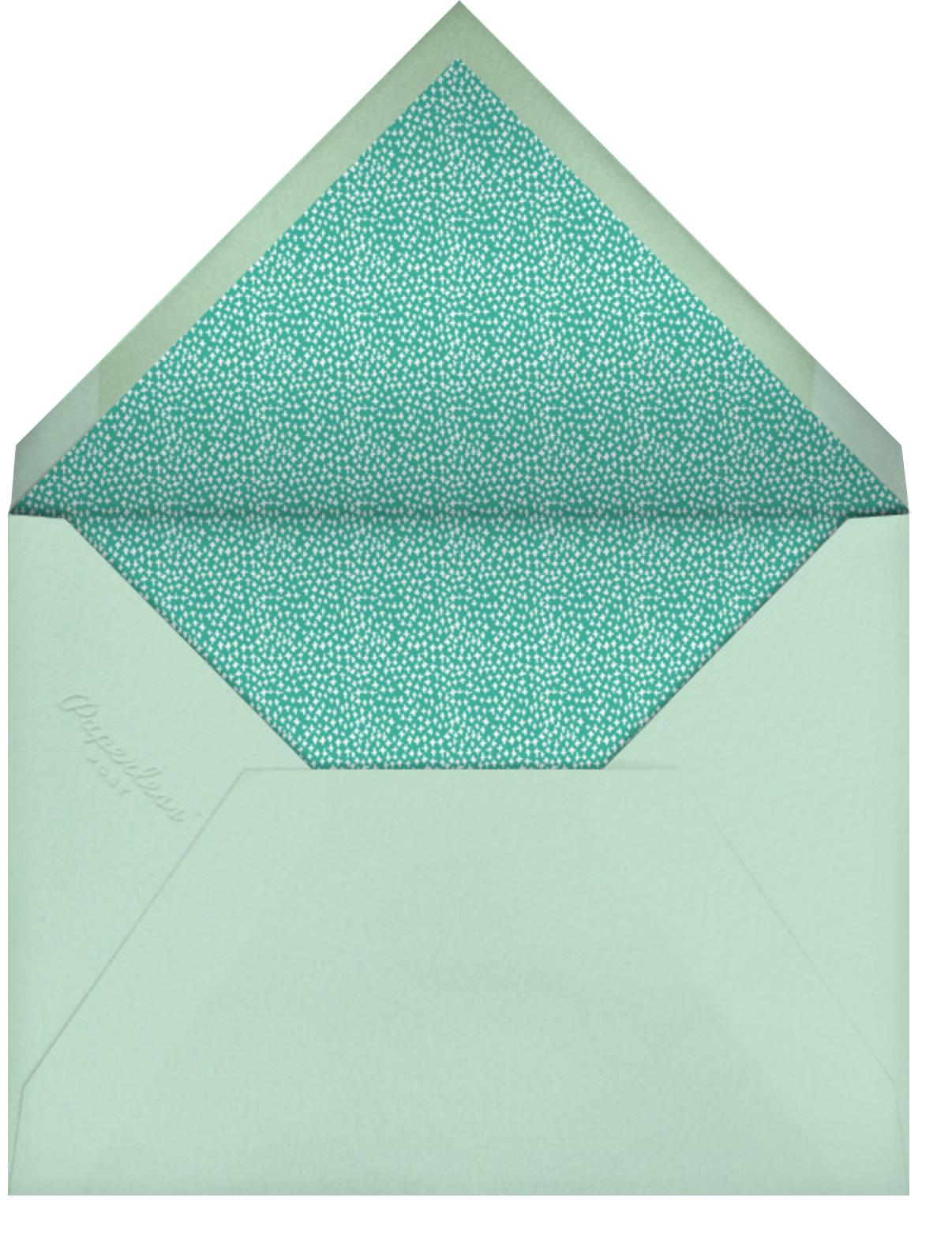 Vanilla or Chocolate Cake (Invitation) - Mr. Boddington's Studio - Kids' birthday - envelope back