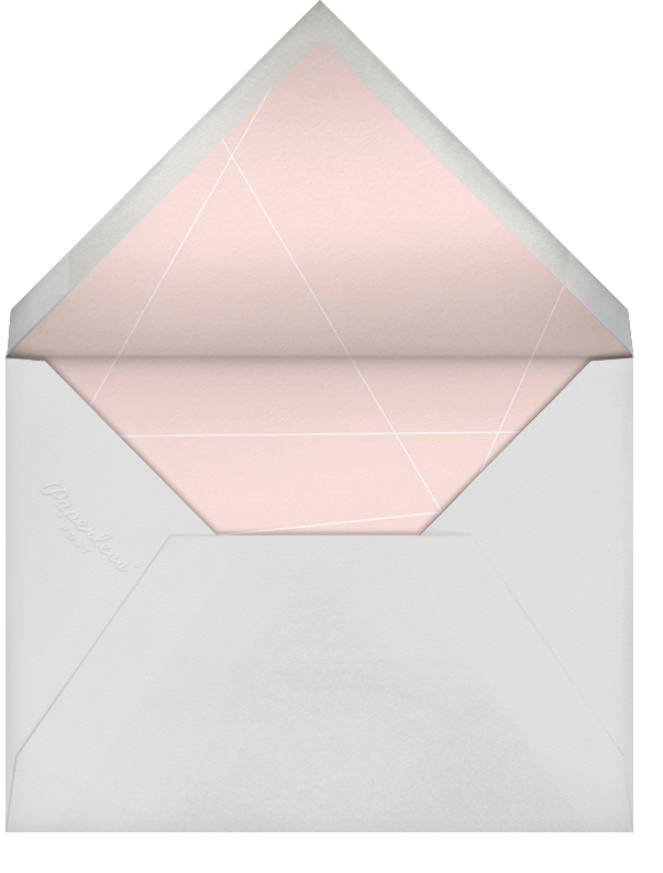 Nissuin (Stationery) - Meringue - Paperless Post - Personalized stationery - envelope back