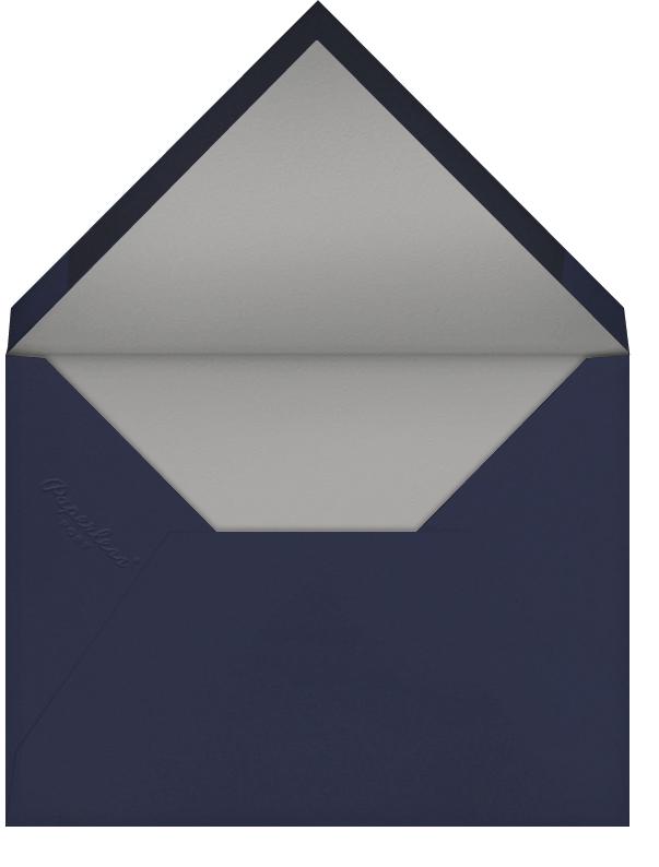 Orbit - Paperless Post - Charity and fundraiser  - envelope back