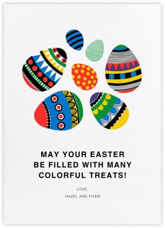 Rai Rai (Greeting) - Marimekko - Easter Cards