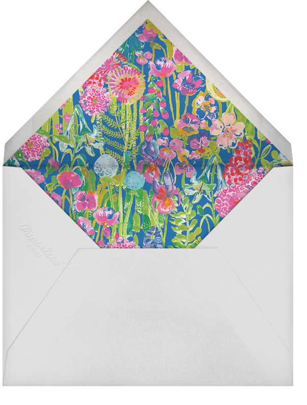 Hampton - Liberty - General entertaining - envelope back