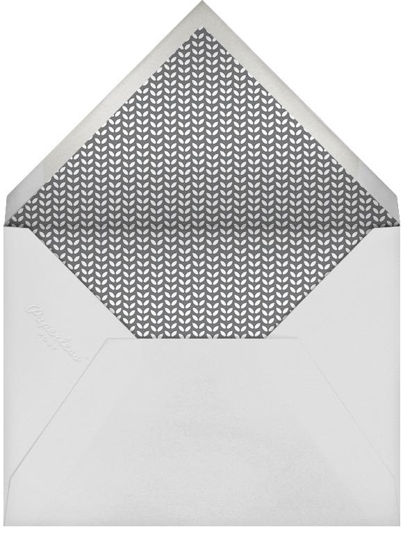 Kayitz II (Invitation) - Charcoal - Paperless Post - All - envelope back