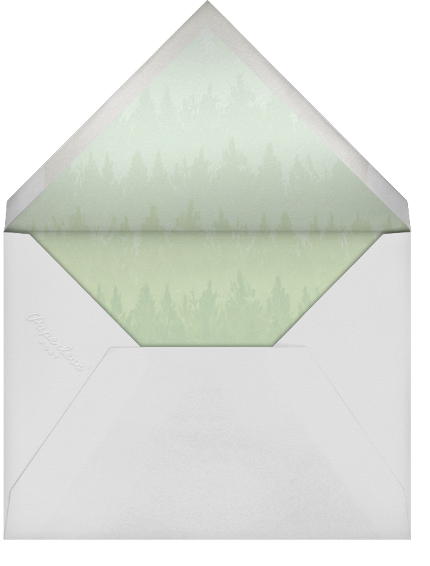 Rainier (Save the Date) - Paperless Post - Save the date - envelope back