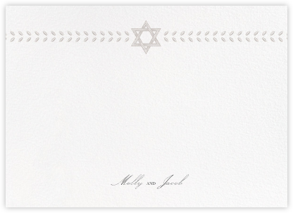 Kayitz II (Stationery) - Oyster - Paperless Post - Stationery