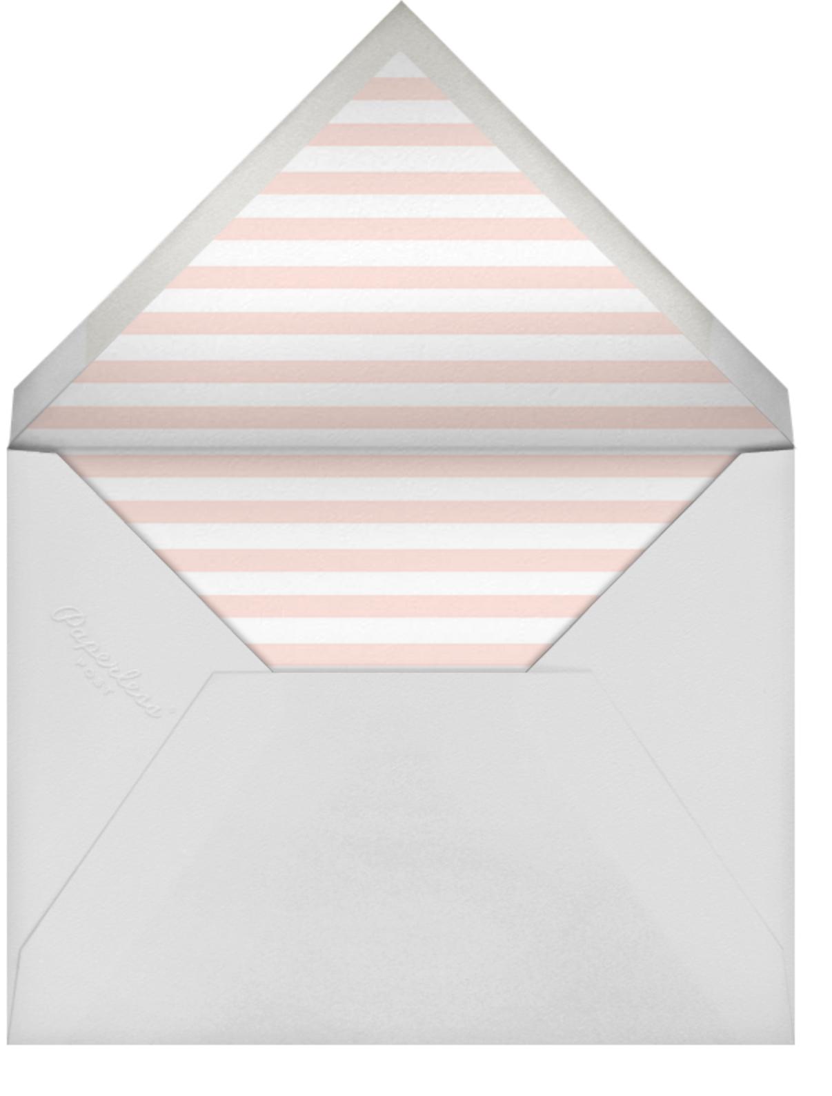 Balloon Birthday (Photo) - Pink - kate spade new york - Milk & Cookies - envelope back