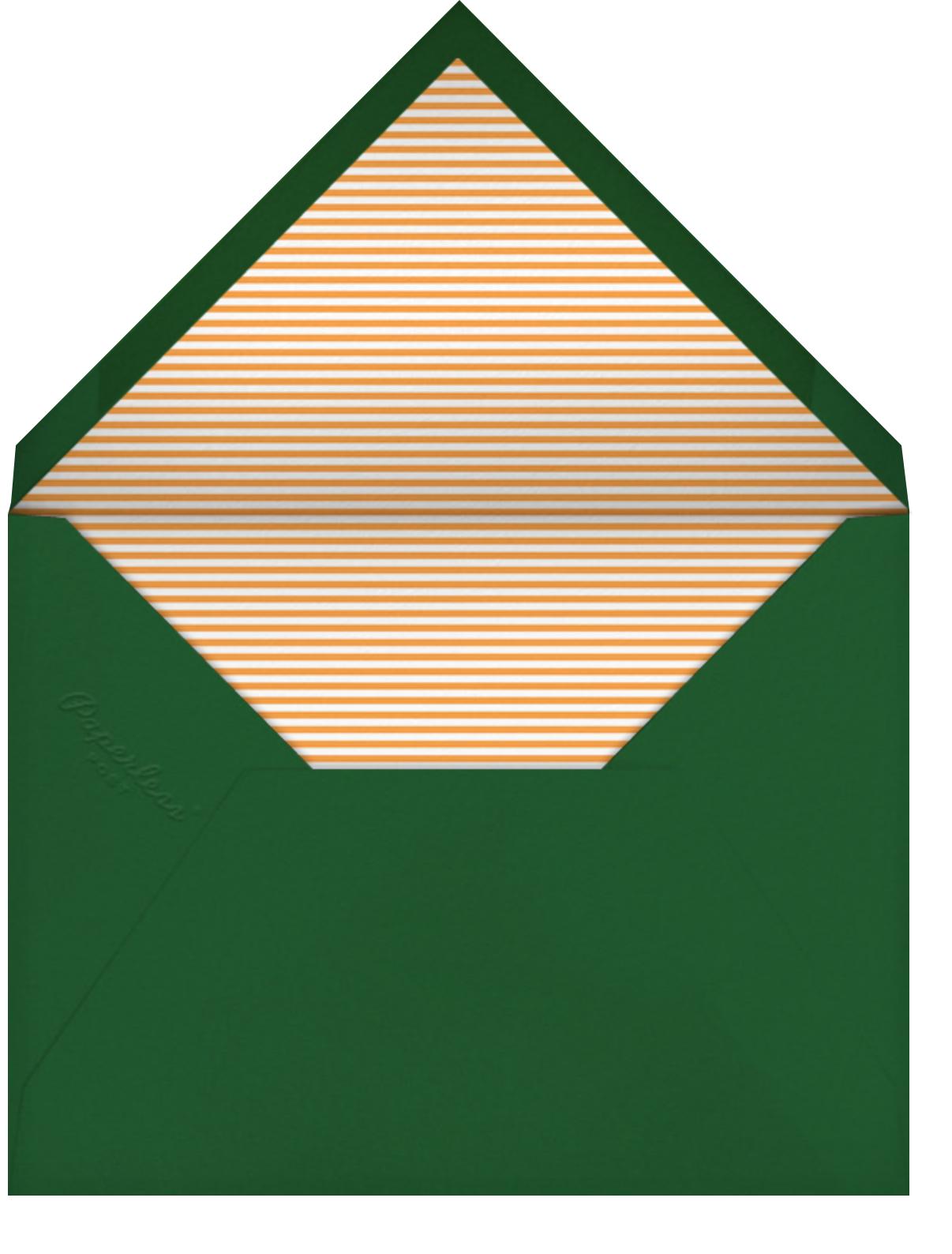 Critter Camp - Petit Collage - Envelope