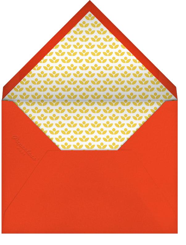 Fur Department (Photo) - Petit Collage - Kids' birthday - envelope back