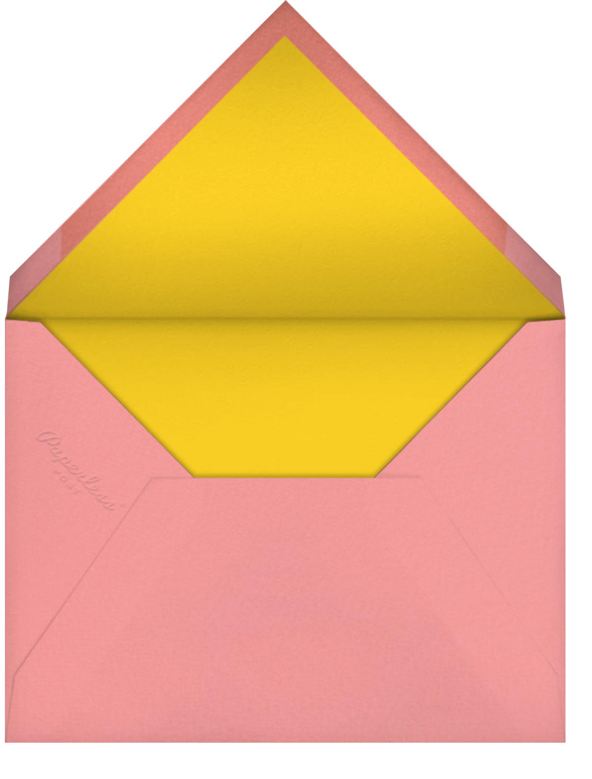 Spring Fling (Photo) - Petit Collage - Kids' birthday - envelope back