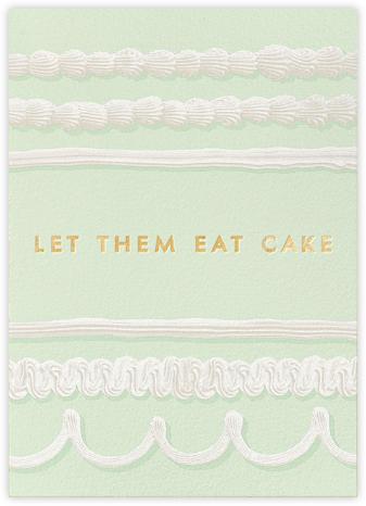 Let Them Eat Cake  - kate spade new york -