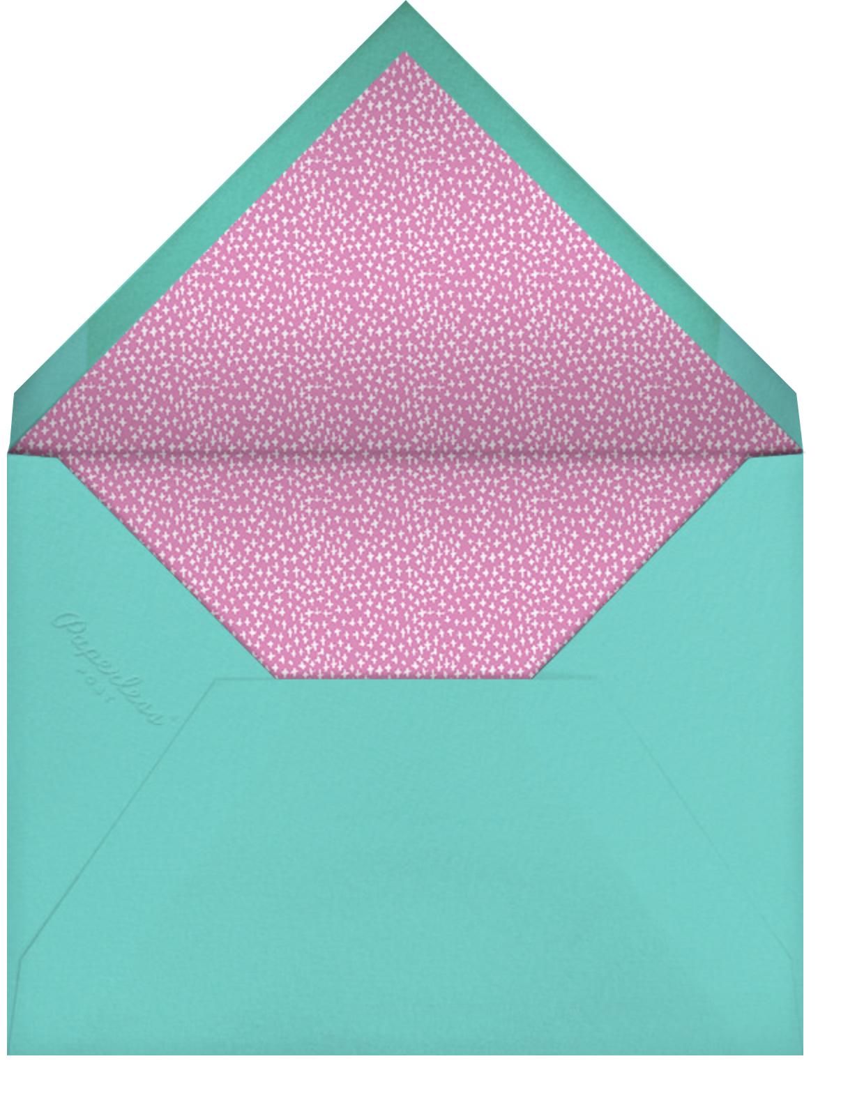 Mr. Chili Wills (Multi-Photo) - Mr. Boddington's Studio - Kids' birthday - envelope back