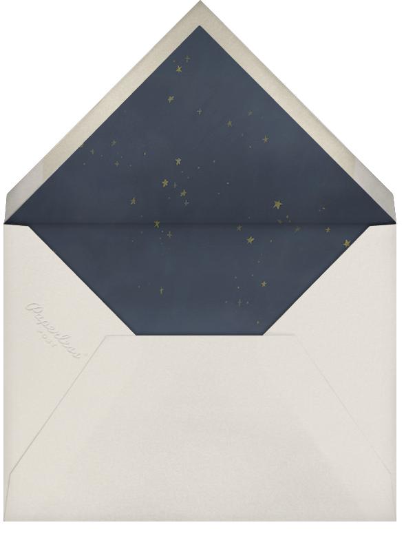 Méliès (Invitation) - Paperless Post - Baby shower - envelope back