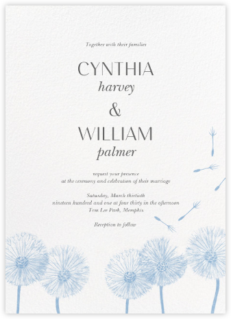 Montmagny (Invitation) - White - Paperless Post -