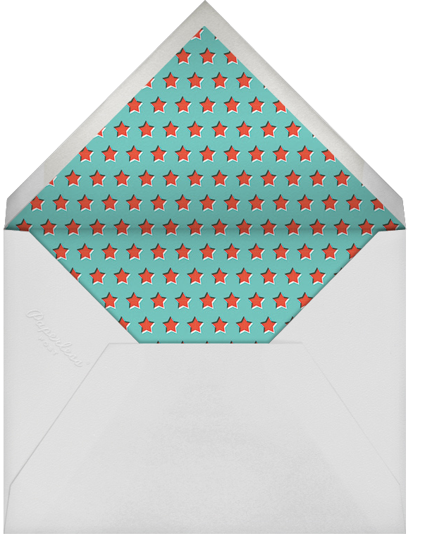 Glad for Dad - Hello!Lucky - Father's Day - envelope back