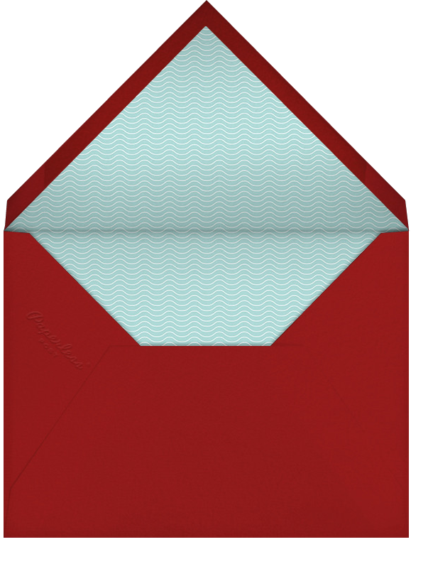 Swell Birthday - Hello!Lucky - Birthday - envelope back