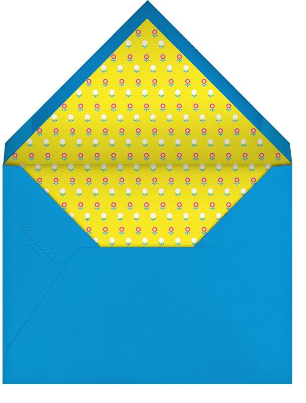 Unicorn Utopia - Hello!Lucky - Kids' birthday - envelope back