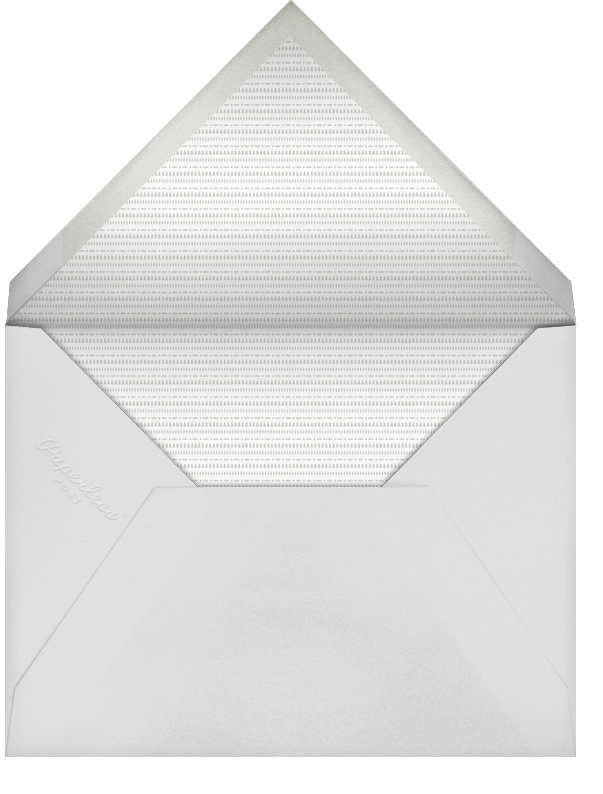 Ghera II (Stationery) - Oyster - Paperless Post - null - envelope back