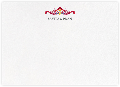Dvaar (Stationery) - White | null