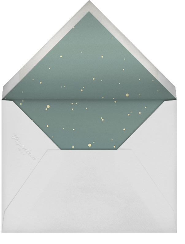 Laurelwood (Photo Save the Date) - White - Paperless Post - Photo  - envelope back