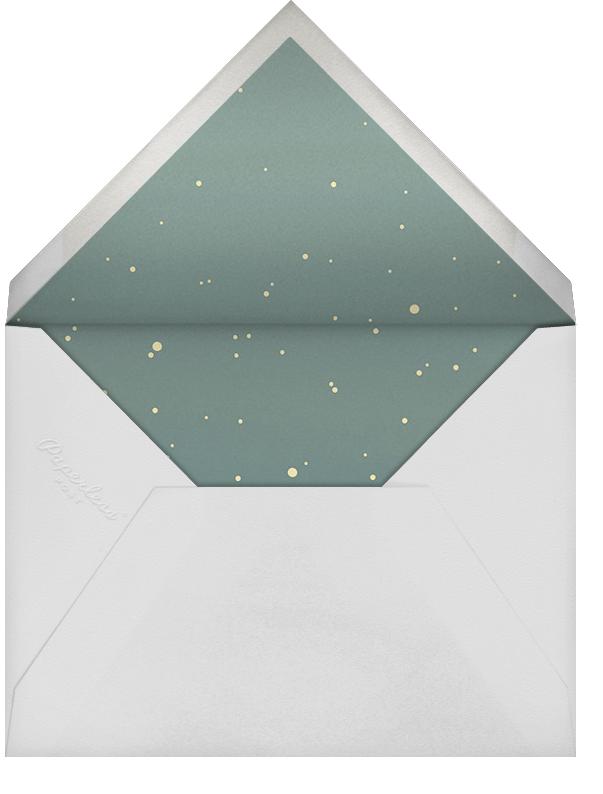 Laurelwood (Invitation) - White - Paperless Post - Envelope