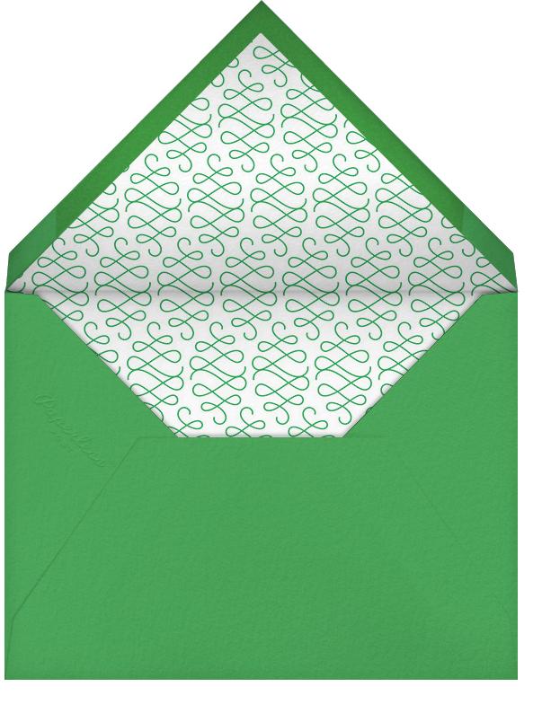 Bulletin (Invitation) - Emerald - Paperless Post - All - envelope back