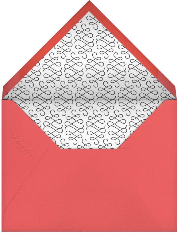Bulletin (Invitation) - Slate - Paperless Post - All - envelope back