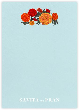 Benares (Stationery) - Caribbean - Paperless Post -