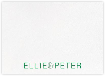 Bulletin (Stationery) - Emerald | null