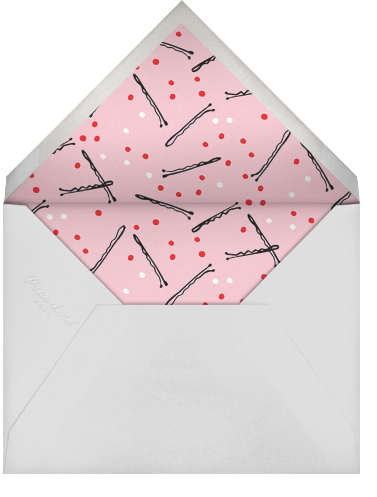 Birthday Beauty - Hello!Lucky - Kids' birthday - envelope back
