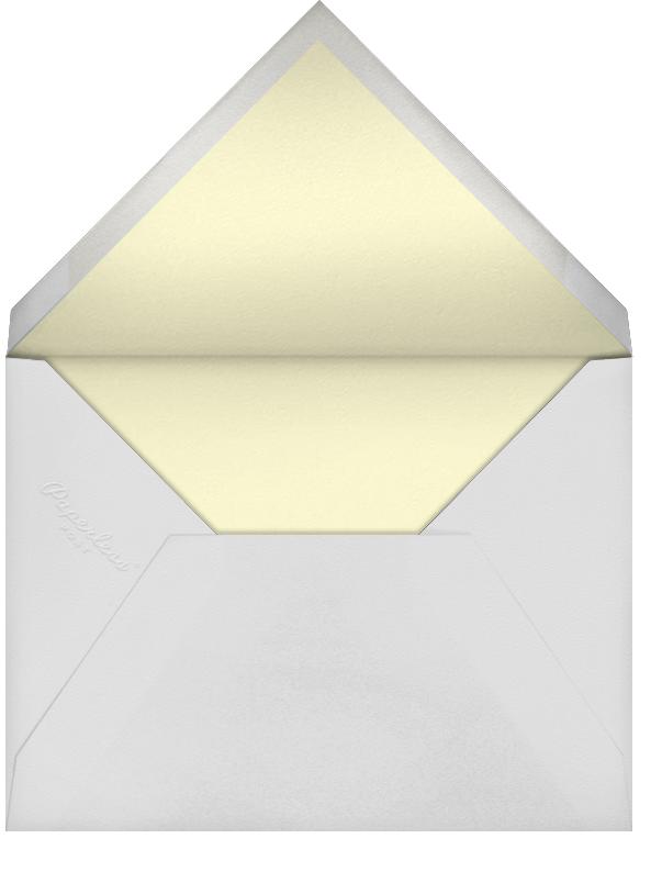 Chronology (Invitation) - Spring Rain - Paperless Post - All - envelope back