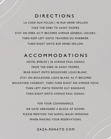 Normandie (Invitation) - Winter Gray - Paperless Post - All - insert front