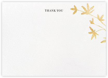 Oliver Park II (Stationery) - White/Gold - kate spade new york - kate spade new york