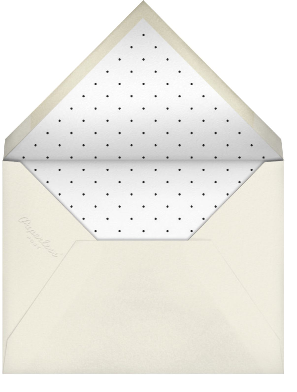 Tandem I (Photo Save the Date) - kate spade new york - Envelope
