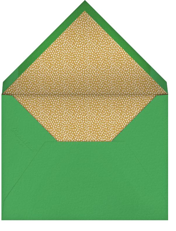Mr. Big Apple (Announcement) - Mr. Boddington's Studio - Moving - envelope back