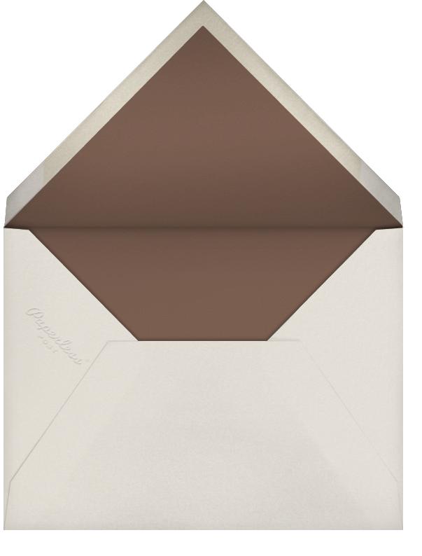 Santa Fe - Paperless Post - Charity and fundraiser  - envelope back