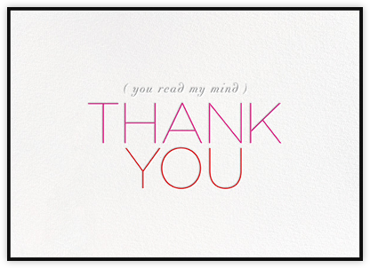 ESP - bluepoolroad - Thank you cards