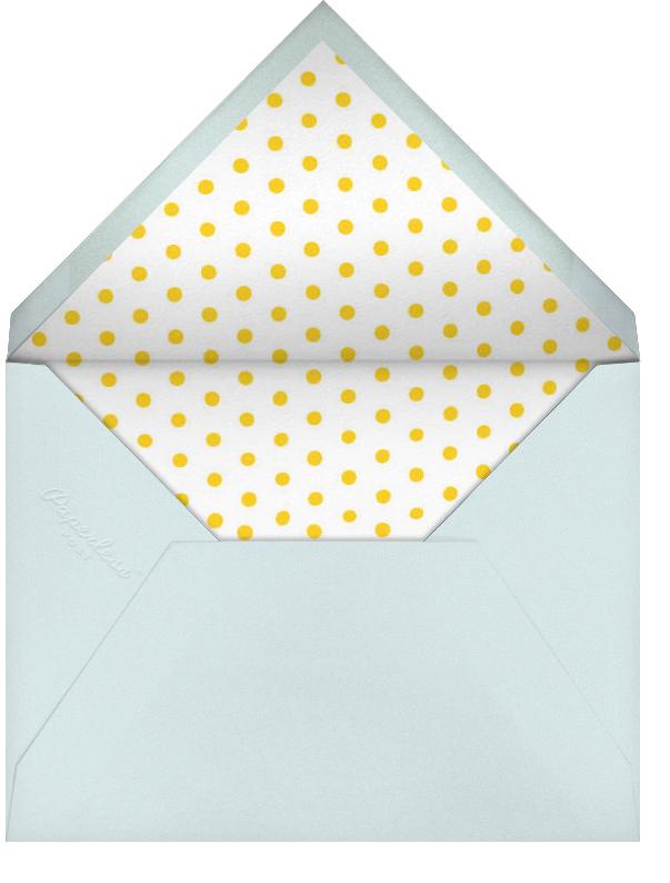 Bunny Blooms - Paperless Post - Easter - envelope back